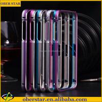2014 Designer Aluminium Metal Hard Bumper case cover fits for Apple iPhone 5