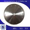 2015 new electroplated circular diamond saw blade for asphalt cutting