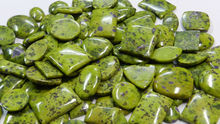 Cabochon Stichtite semi precious Freeform Loose gemstone
