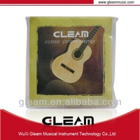 Silver Plating Classic Guitar Strings