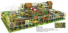 huge indoor play park
