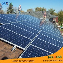Hot sale off grid 5KW solar home system, solar electricity generating system for home