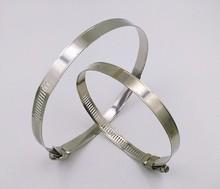 Linha de combustível mangueira do metal flexível clipe
