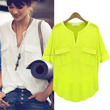 2015 OEM women Fashion Hot modal basic short sleeve tee, more colors for choice