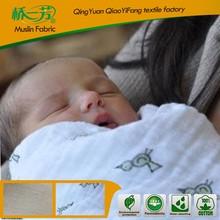 Guaranteed quality children super soft muslin baby blanket