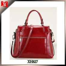western style popular models newest pictures lady fashion handbag