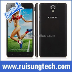 Original Cubot S350 5.5 inch Android 4.4 MTK6582 Quad Core 13MP 2G RAM 16G ROM IPS Screen Mobile Cell phone