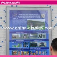 Led Frame Outdoor Advertising Billboard Waterproof Electric Light Box