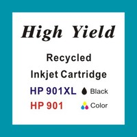 Replacement Ink jet Cartridge for HP 901XL 901