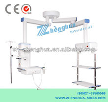 Hospital Operating Theatre Using Double Assembled ICU Pendant