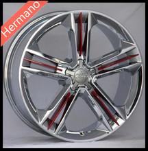 Alloy rims for car R19 wheel