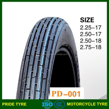 Motorcycle tyre 2.75-18 professional motorcycle tyre manufacturer
