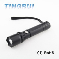 hot sell aluminium high power camping flashlight senter kepala