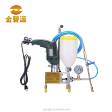 Impermeabilizzazione poliuretano espanso/resina epossidica resina pompa di iniezione