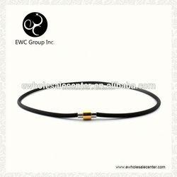 titanium power necklace