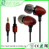 good sound fashion stereo wooden headphones