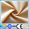 Polyester plain woven fabric polyester pongee/pongee silk fabric for women clothing/lining fabric