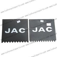 JAC truck body parts rubber mudguard/plastic mud flap for JACOEM:8403052E0 8511012E0