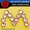 Swarovski Elements Jewelry Silk (391) 16ss Flat Back Crystal Stone