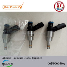 top quality fuel Injector 06F906036A /0261500020 /06F906036F/ 06J906036G/ 06H906036F/ 06J906036H used for A6 for hot selling