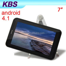 Best Price 7 inch Android 4.4 3G Tablet,Bluetooth GPS FM Tablet