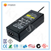 High Efficient Desktop Switching power supply 12v 4a ac dc power adapter with ROHS FCC LVD EMC CEC MEPS ERP CB certificate