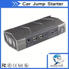 Trust Worthy Newest Emergency Car Portable Battery Jump Starter Charge For cell Phone