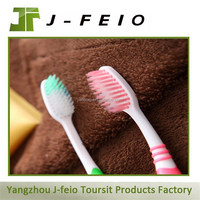 hotel finger portable toothbrush for adults