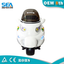HM-C07-W Haimao Police Moto MP3 Kiddie Rides with screen indoor Amusement in panyu