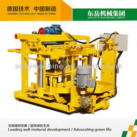 hollow block machine supplier in guangdong qt40-3a dongyue machinery group