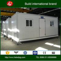 2015 new products contianer home with 2 Bedrooms/container house for sale