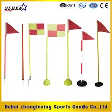 ABS rubber base world cup soccer flags