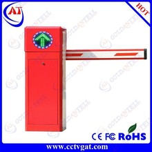 No-touch IC/ ID/ bar code/ RFID/automatic charge parking barrier system