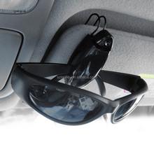 Hot Car Vehicle Sun Visor Sunglasses Eye Glasses Card Pen Holder Clip