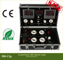 Portable Aluminum LED Demo Case Hot sale
