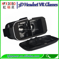 Factory sales directly 3d helmet for movies and games