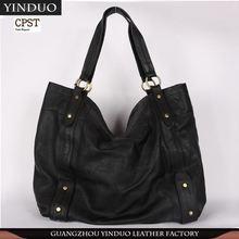 Classic Customized Logo Lady Cross Body Bag Leather