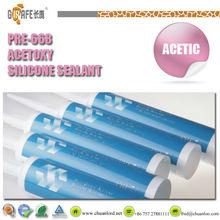 PRE-668 selante de silicone de alto desempenho glazing caulk