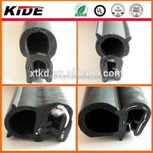 rubber Extrusion car door weather stripping