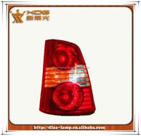 Hot sale on promotion auto accessories ,halogen tail lamp , korea car rear light atos 2004