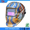 Solar auto oscurecimiento máscara de soldadura tig/mig/mag( co2)/en379 de arco