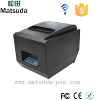 Hot 80mm wifi thermal printer wy-8250 for supermarket pos machine
