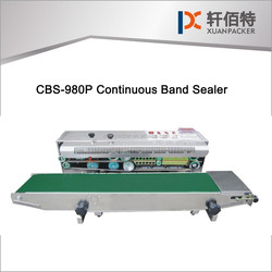 Model CBS-980P Plastic Sealer