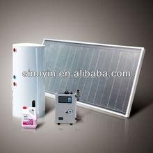 Solar swimming pool solar heating system
