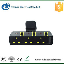 Standard Grounding Grounding and Commercial Application universal/UK extension socket with usb port