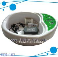 Ion cleanse foot spa WTH-102 with Remote Control
