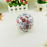 Wholesale Special wedding gift tin packaging