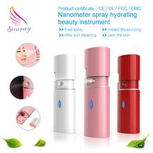 Mini Refillable Facial Sprayer / Portable Skin Care Nano Mist Spray