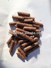 Alta calidad 100% de pellets de madera los biocombustibles a partir
