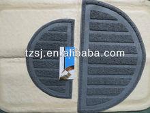 Good quality and durable pvc anti-slip pet mats/pet pad/pet food mat